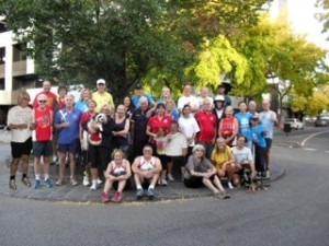 Lakeside Anniversary Run 2015