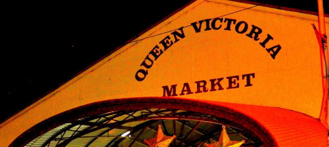 Run 1699 | 9th December 2015 | Sweaty Box & Aristokat @ The Queen Victoria night markets