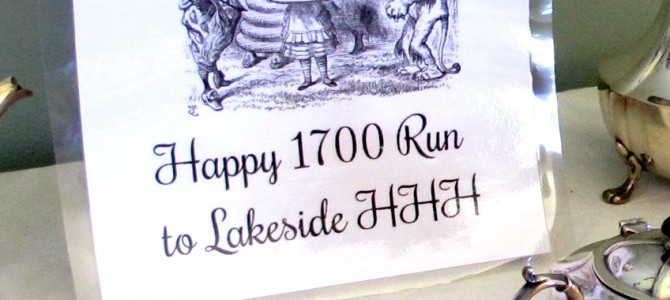 Lakeside 1700th Run
