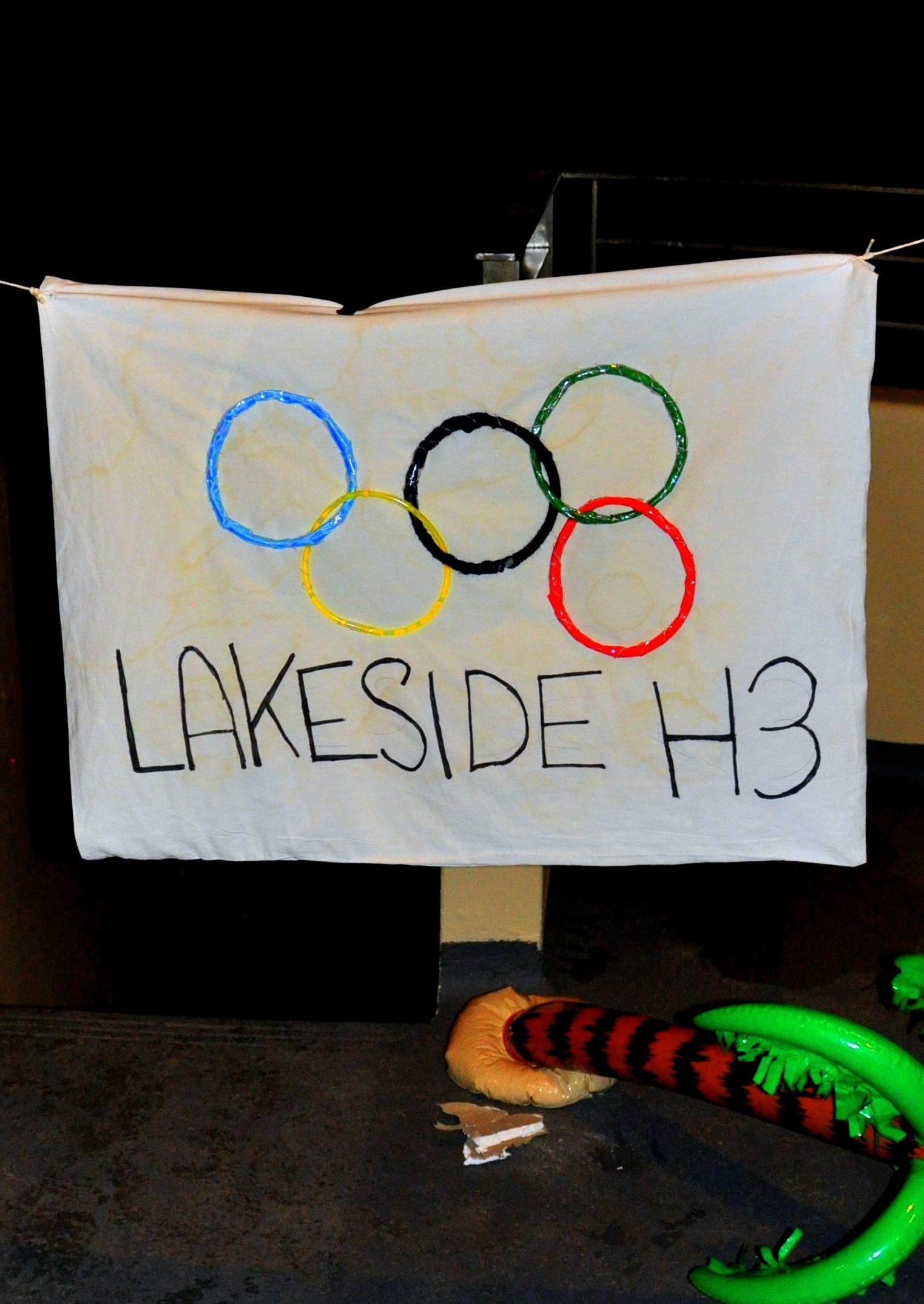 Run 1739 |3rd August 2016|Sandringham to Rio – Lakeside Celebrate the Olympics