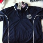 LSH3 Mens Blue Polo