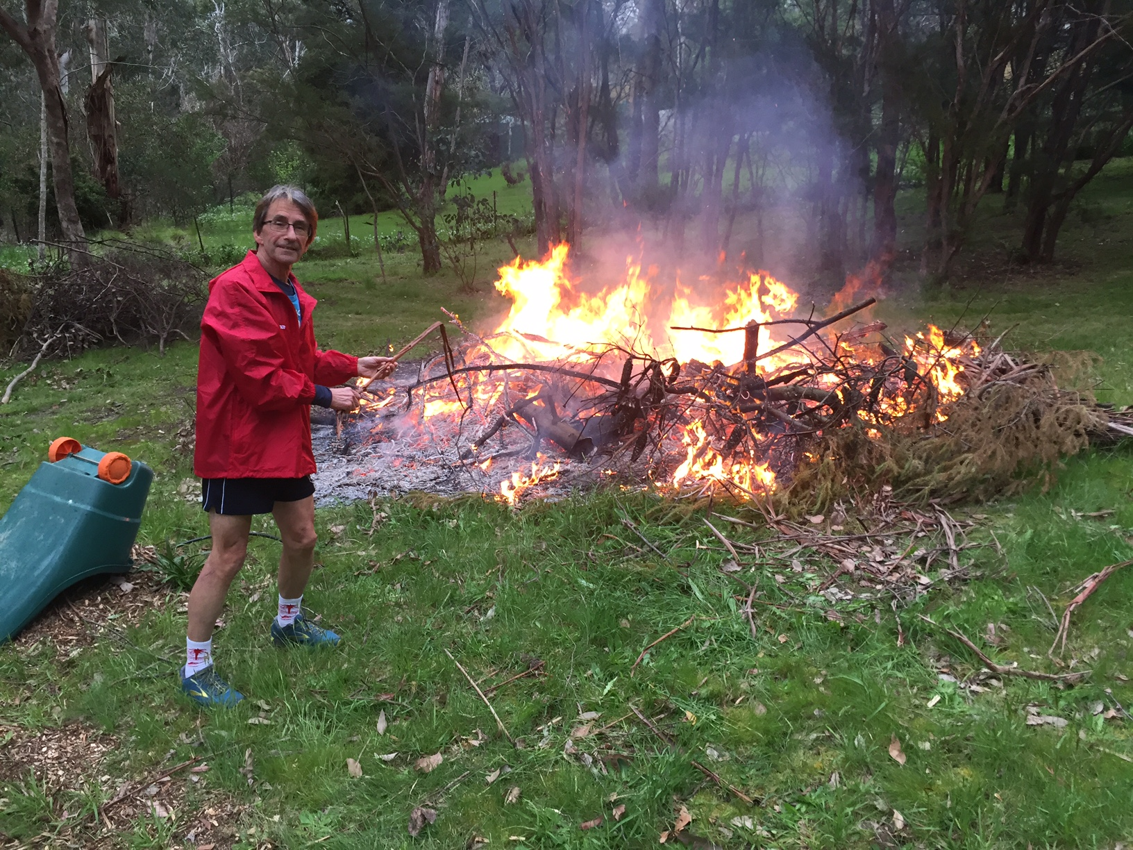 Run 1809 | 11 October 2017 | Big Ears@Koornong Cres, North Warrandyte